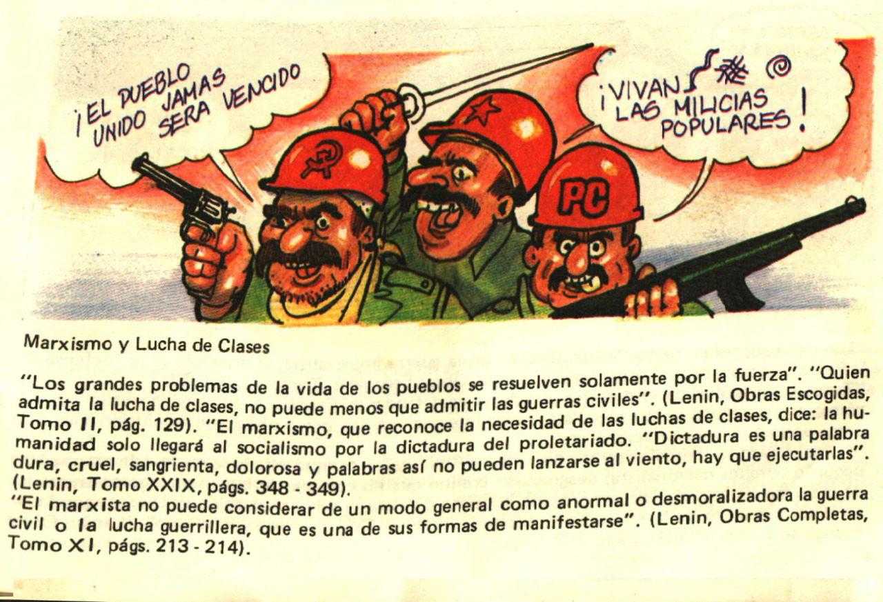 Propaganda Anti-comunista (Chile 1984) Tumblr_mglj8r1DHS1rqgmxvo8_1280