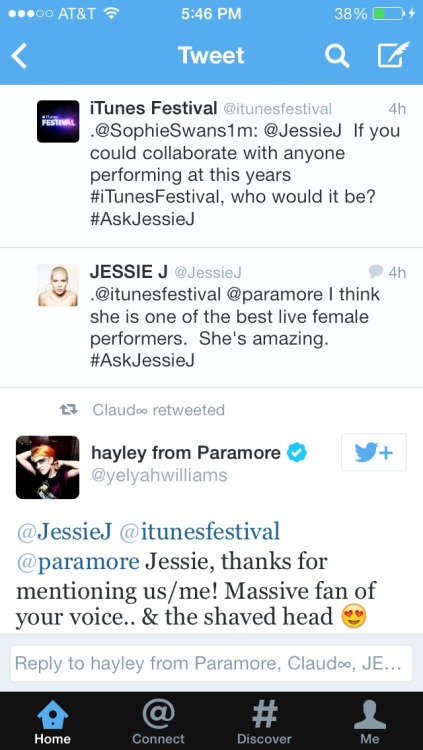 Jessie J en Redes Sociales >> @jessiejofficial (Twitter) & isthatjessiej (Instagram) - Página 8 Tumblr_mtllv5N8yq1rrv5i3o1_500