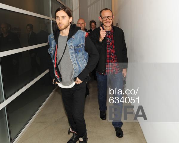 21 février 2013 - Jared à la GAGOSIAN GALLERY - Opening of Richard Prince Tumblr_mimg96S9G81r1fjqlo3_1280