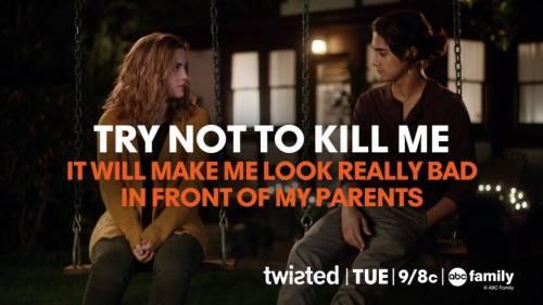 Twisted, la nouvelle série pour ados d'ABC Tumblr_mora1sUDpC1s5qh7fo1_500