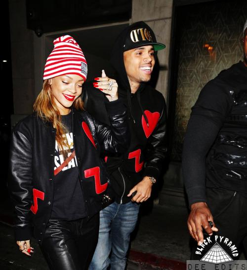 Chris Brown and Rihanna. - Page 3 Tumblr_mibapwzvss1r71wm1o1_500