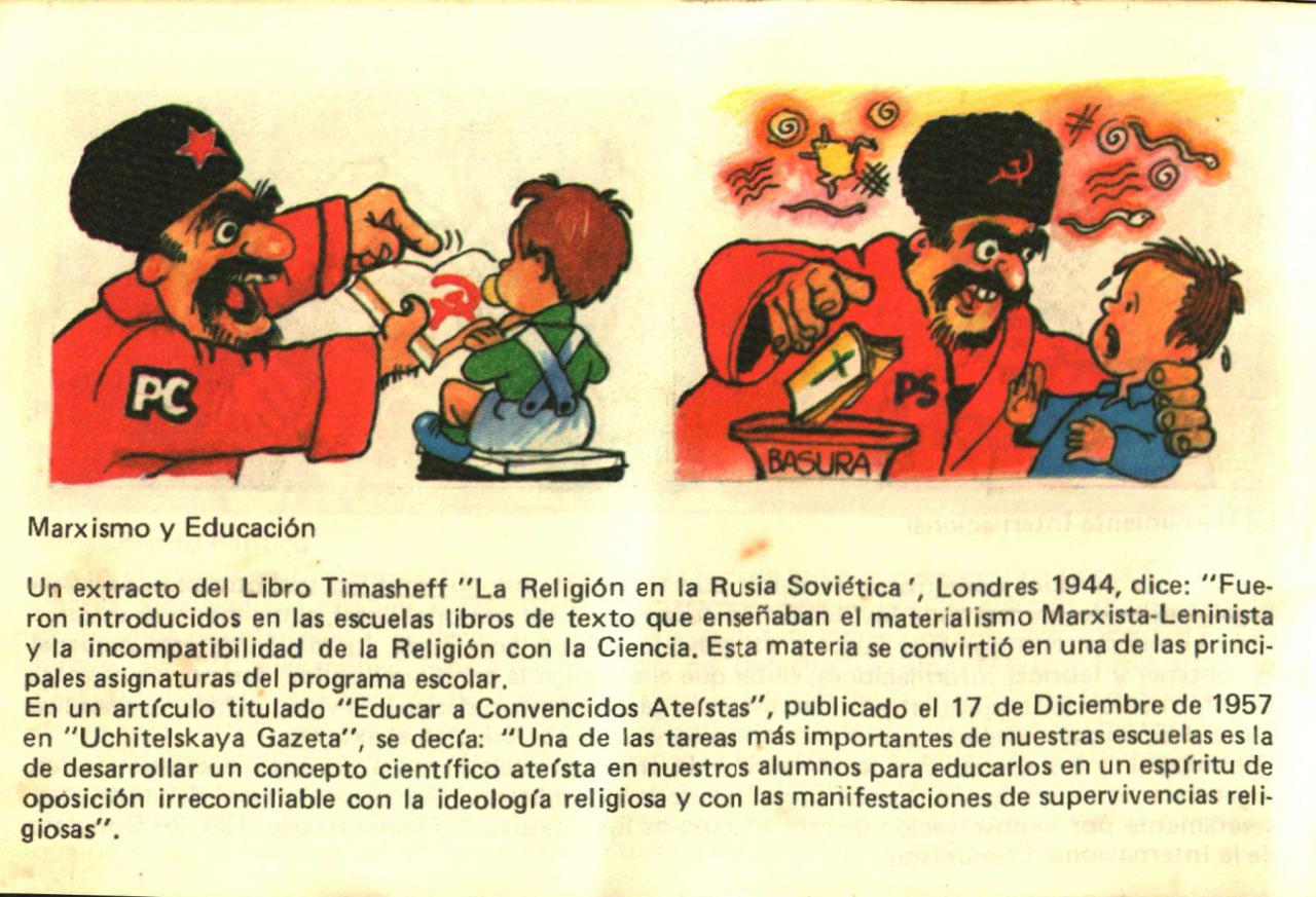 Propaganda Anti-comunista (Chile 1984) Tumblr_mglj8r1DHS1rqgmxvo6_1280
