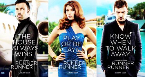Film >> 'Runner Runner' Tumblr_moqpmmZVQj1rm4a95o1_500