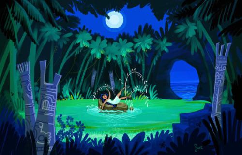 [Walt Disney] Vaiana, la Légende du Bout du Monde (2016) - Sujet d'avant-sortie - Page 3 Tumblr_mudep6GD7L1s5ptf3o1_500