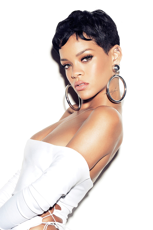 Fotos anteriores de Rihanna [3] > Apariciones, Photoshoots... - Página 6 Tumblr_mohojzy2iS1rcl9qno1_500