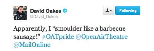 David Oakes - Darcy 2013 et habitué des rôles de méchants! Tumblr_mp45u3KlKS1ryzw56o1_500