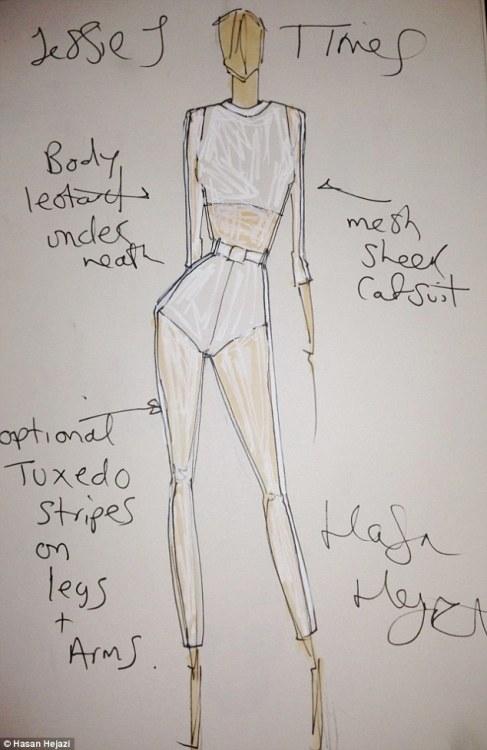 Fashion Of Jessie J >> Ropa que lleva puesta - Página 2 Tumblr_mtni1esJQK1rgs56ho1_500