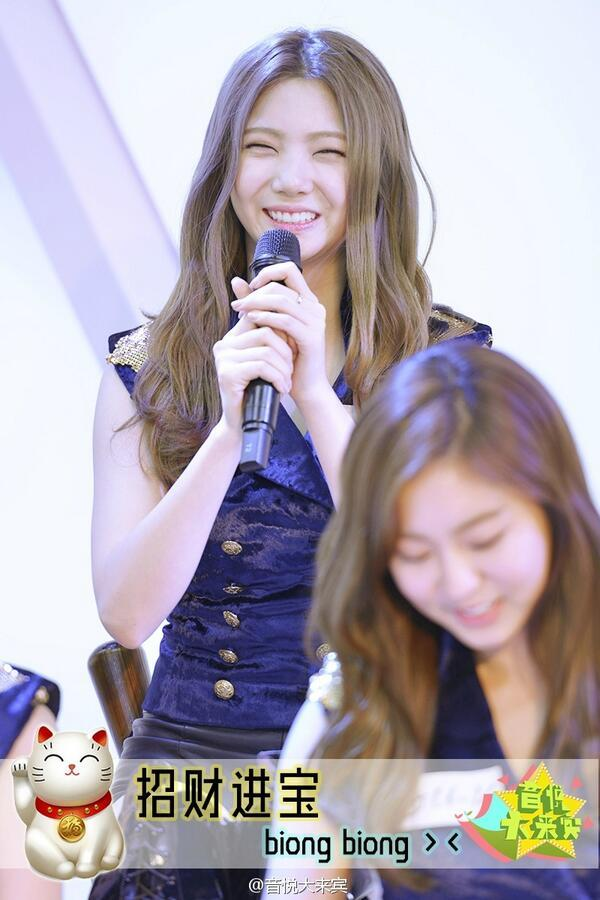 [PREVIEW PICS] AfterSchool On YinYue Da 140227 Tumblr_n1nmxltX4l1snxjfzo3_1280