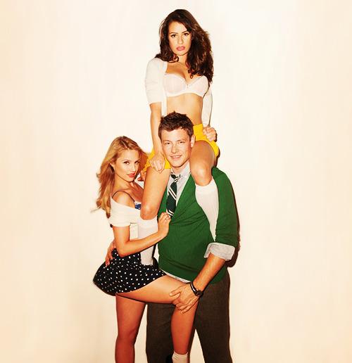 Lea, Cory e Dianna na GQ (morram comigo, por favor!) Tumblr_lajp4bFCEg1qa3c5io1_500
