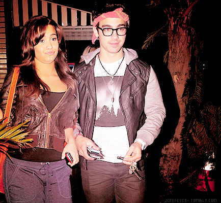 Joe Jonas and Demi Lovato. - Page 4 Tumblr_laobmuQvcA1qdmhi2o1_500