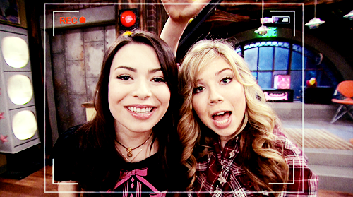 iCarly [serial]. - Page 39 Tumblr_ljfnunQ98W1qg64bjo1_500