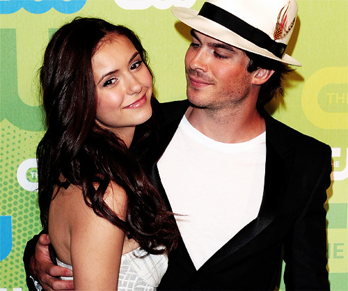 Nina Dobrev and  Ian Somerhalder. - Page 3 Tumblr_lm0qvxfGp11qkaq8to1_500
