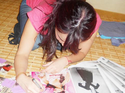 Dulce Maria [3] - Page 23 Tumblr_lmabojRZ8G1qiny12o1_500