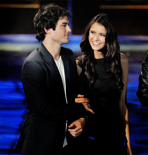 Nina Dobrev and  Ian Somerhalder. - Page 3 Tumblr_lmjyf7JgQn1qkaq8to1_500