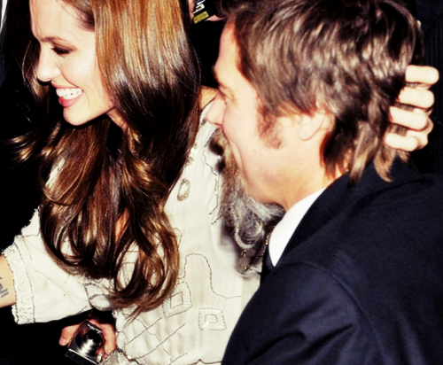 Brad Pitt and Angelina Jolie. - Page 4 Tumblr_lmpfqpZ37J1qdibj5o1_500