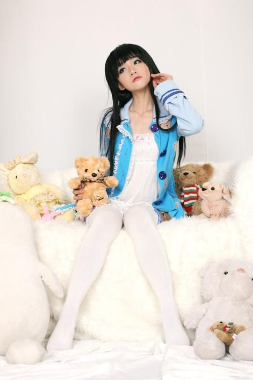Kamisama no Memo-chou cosplay Tumblr_loth00yGmb1qbo448o1_500