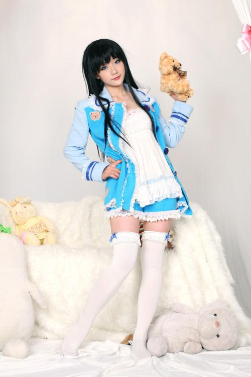 Kamisama no Memo-chou cosplay Tumblr_lozsydHKgS1qbo448o1_500