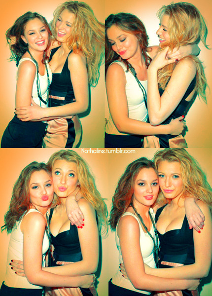 Blake Lively and Leighton Meester - Page 2 Tumblr_lqi9076yYr1qd332ho1_500