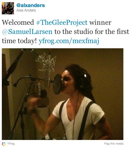 Reality >> The Glee Project - Primera Temporada - Página 30 Tumblr_lrfnpgA7bK1r0ifcwo1_500