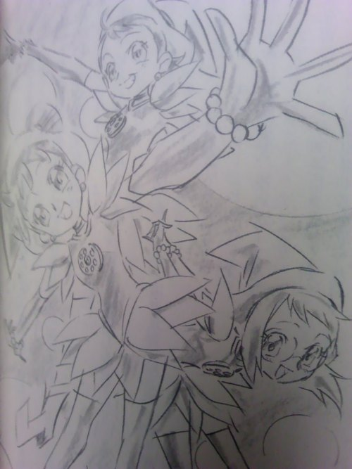 La Light Novel d'Ojamajo Doremi 16 ja és aquí Tumblr_lvnjhfulPw1r2f5bro1_r1_500
