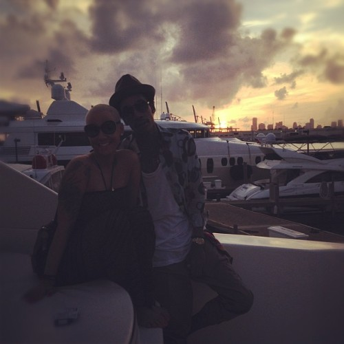 Wiz Khalifa and Amber Rose. - Page 2 Tumblr_lysexfJfVt1qi2x8lo1_500