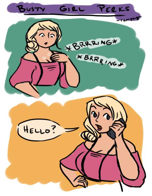 (blog) avoir une grosse poitrine, avec humour :) (big boobs) Tumblr_lz1l8kKRCD1rone1bo1_500