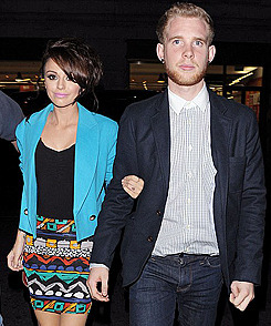Cher Lloyd and Craig Monk. Tumblr_m174nr5Xo71rs76hqo3_250