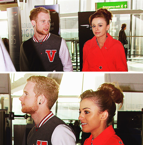 Cher Lloyd and Craig Monk. Tumblr_m1emgp8XFX1rs76hqo2_500