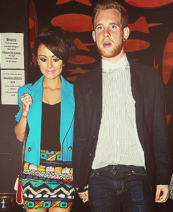 Cher Lloyd and Craig Monk. Tumblr_m1ixcyuOwL1r5g0qwo3_250