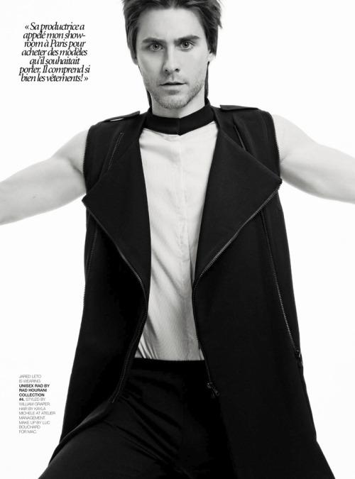 Jared dans le magazine Dress To KILL - Printemps 2012 Tumblr_m1l321wG5W1r1fjqlo1_500
