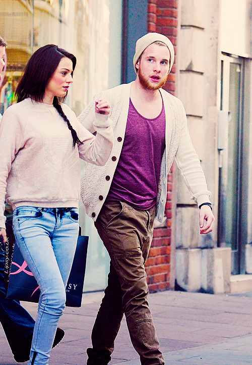 Cher Lloyd and Craig Monk. Tumblr_m1loaq3rY51qftk4oo1_500