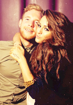 Cher Lloyd and Craig Monk. Tumblr_m28c9dwEen1qlum40o1_250