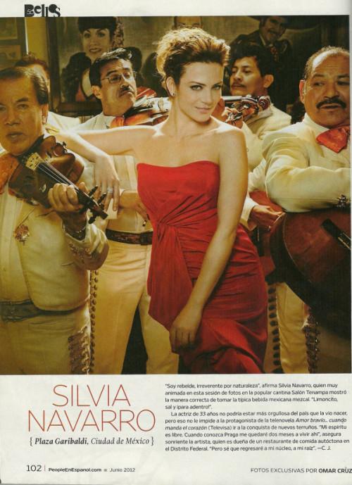 Сильвия Наварро/Silvia Navarro - Страница 4 Tumblr_m3cwvn8Uqh1r52lr9o1_500