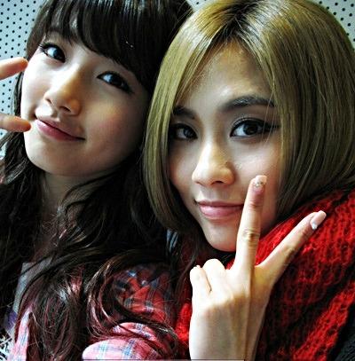 SuFei ou FeiZy (Suzy & Fei)  Tumblr_m69s269Sl61qkm344o1_400