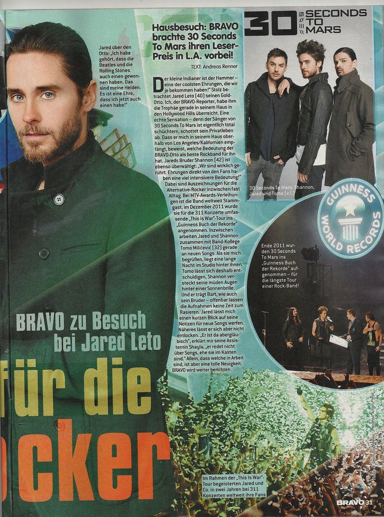27 juin 2012 - Bravo magazine rend visite à Jared Leto, dans sa maison à LA Tumblr_m6aj6gCiUy1qc5nplo2_1280