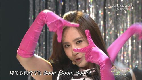 (Caps) لاداء SNSD في البرنامج اليابانيOngaku no Hi ..!! Tumblr_m760tdxPRr1qe3g37o1_500
