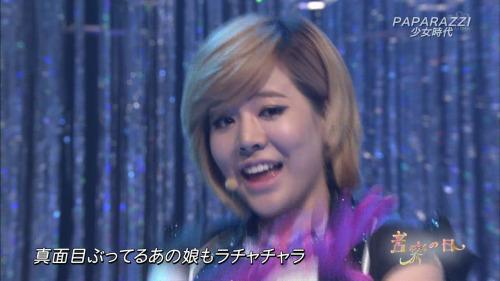 (Caps) لاداء SNSD في البرنامج اليابانيOngaku no Hi ..!! Tumblr_m760w0piZi1qe3g37o1_500