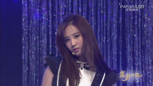 (Caps) لاداء SNSD في البرنامج اليابانيOngaku no Hi ..!! Tumblr_m7611aW8YX1qe3g37o1_500