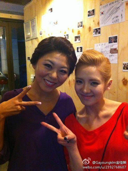 [صور] Tiffany مع F(x) Sulli وسيلكا Hyoyeon و Sooyoung. Tumblr_m7758jkAmb1qb1285o1_500