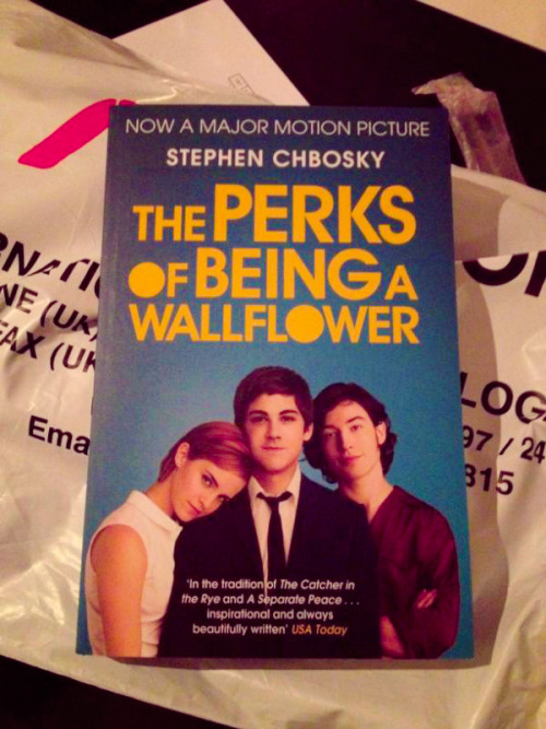The Perks of being a wallflower de Stephen Chbosky - Page 2 Tumblr_m8y9tq9QN81qmqhufo2_500