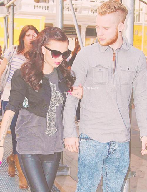 Cher Lloyd and Craig Monk. - Page 3 Tumblr_m9p5o5UTow1r4ukaio1_500