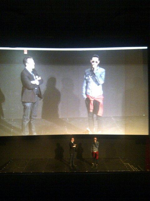 """EVENEMENT! """"Artifact"""" a été selectionné pour le Festival International du Film de Toronto (TIFF) - Page 3 Tumblr_maenw73ObG1rd6nllo1_500"""