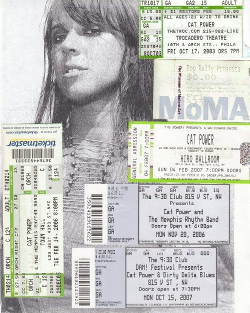 Cat Power: A Fan's Account of 30 Concerts over 13 Years Tumblr_maf9k9qAbw1r7dqzyo1_500