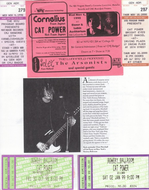Cat Power: A Fan's Account of 30 Concerts over 13 Years Tumblr_maf9p66wII1r7dqzyo1_500