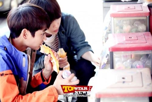 [27-9-2012][pics] 'To The Beautiful You - Minho (Tae-Jun) & Sulli (Jae-Hee) Hẹn hò Tumblr_mazxu9kWBt1qdtvhxo1_500
