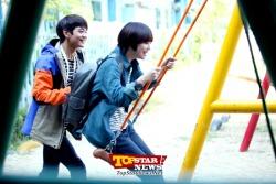 [27-9-2012][pics] 'To The Beautiful You - Minho (Tae-Jun) & Sulli (Jae-Hee) Hẹn hò Tumblr_mazxu9kWBt1qdtvhxo2_250