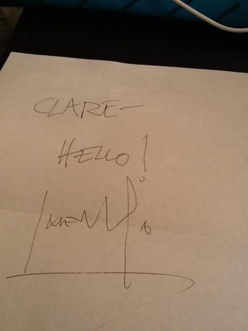 Jared Leto à Box Works 2012 Tumblr_mbmpnnGqEr1qc5nplo1_500