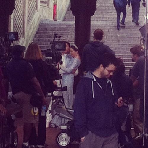 Photos du tournage (saison 6 ) Tumblr_mby37e7h4n1ql7hulo1_500
