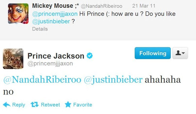[RUMOR] Prince Jackson collaborerà con Justin Bieber in un progetto musicale Tumblr_mc8zjmztQh1rwz53ko2_1280
