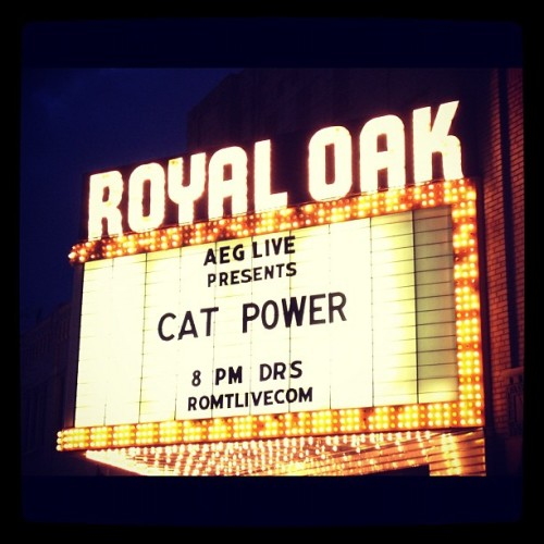 10/27/12 - Detroit, MI, Royal Oak Music Theater Tumblr_mcm26subWf1rrvya2o1_500